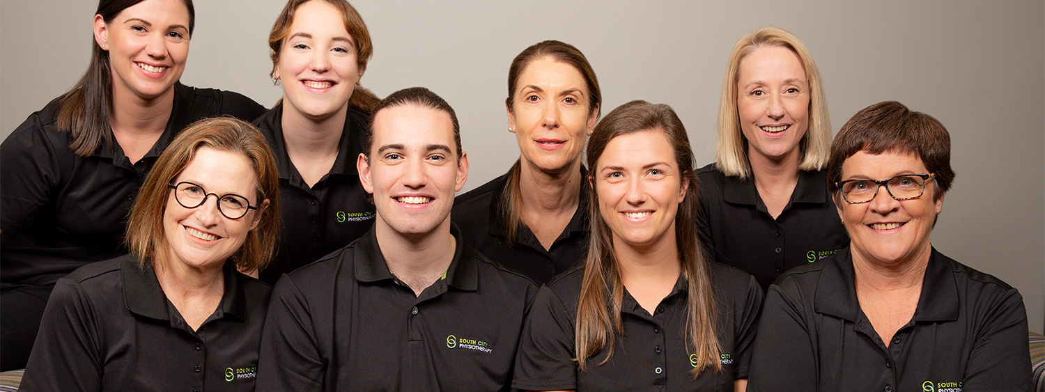 South City Physio Team